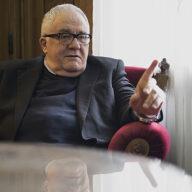 Prof. dr Vladimir Kostić- predsednik SANU, redovni profesor medicinskog fakulteta Univerziteta u Beogradu